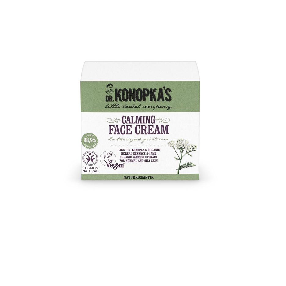 Crema Facial Calmante, 50 ml Image