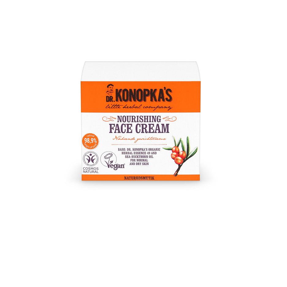 Crema Facial Nutritiva, 50 ml Image
